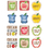 Creative Teaching Press CTP4730 Apple Reward Stickers Upcycle Style