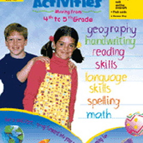 Evan-Moor EMC1031 Daily Summer Activities Gr 4-5, Price/EA