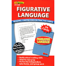 Edupress EP-3409 Figurative Language Reading - Comprehension Practice Cards Red