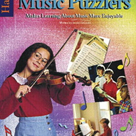 Hayes School Publishing H-M86R Music Puzzlers Book 1 Gr 1-2, Price/EA