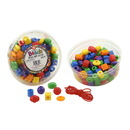 Hygloss Products HYG68100 Big Beads 16 Oz