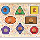 Melissa & Doug LCI3390 Large Shapes Puzzle