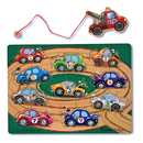 Melissa & Doug LCI3777 Magnetic Game Puzzles Tow-Away Zone