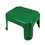 Romanoff Products ROM90805 Jr Step Stool Green 12.25X10.25X7