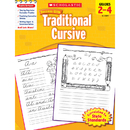 Scholastic Teaching Resources SC-9780545200745 Scholastic Success With Traditional Cursive Gr 2-4