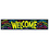 Trend Enterprises T-25038 Banner Welcome Multilingual