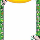 Trend Enterprises T-38228 Monkey Mischief Lc Learning Charts