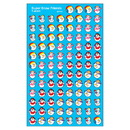 Trend Enterprises T-46065 Supershapes Stickers Snow Friends