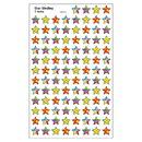 Trend Enterprises T-46082 Star Medley Supershape Superspots Shapes Stickers