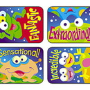 Trend Enterprises T-47107 Applause Stickers Space Creatures