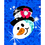 Trend Enterprises T-63012 Sparkle Stickers Snow Folks