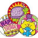 Trend Enterprises T-83401 Stinky Stickers Birthday Fun