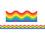 Trend Enterprises T-92703 Terrific Trimmers Rainbow Promise