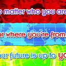 Trend Enterprises T-A67322 No Matter Who You Are Poster