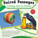 Teacher Created Resources TCR2913 Paired Passages Linking Fact To Fiction Gr 3