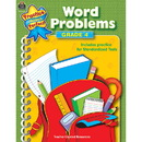 Teacher Created Resources TCR3314 Word Problems Gr 4 Practice Makes Perfect