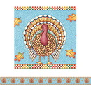 Teacher Created Resources TCR4751 Dm We Are Thankful Straight Border Trim