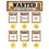 Teacher Created Resources TCR4866 Wanted Western Helpers Mini Bb Set