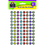 Teacher Created Resources TCR5018 Zebra Happy Faces Mini Stickers - Value Pack