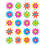 Teacher Created Resources TCR5201 Fun Flowers Stickers
