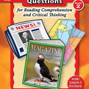 Teacher Created Resources TCR8372 Gr 2 Document-Based Questions For Read Comprehen & Critical Thinking