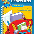 Teacher Created Resources TCR8601 Fractions Gr 3 Practice Makes Perfect