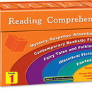 Teacher Created Resources TCR8871 Fiction Reading Comprehension Cards Gr 1