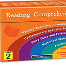 Teacher Created Resources TCR8872 Fiction Reading Comprehension Cards Gr 2