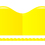Scholastic Teaching Resources TF-8297 Shades Of Yellow Scalloped Trimmer