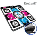 Hyperkin Dance Dance Revolution Super Deluxe Dance Pad with 1 Inch Foam Inserts Version 4.0 for PS/PS2