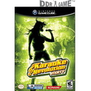 DDR Game Karaoke Revolution Party Karaoke Game for GameCube (Game + Microphone)