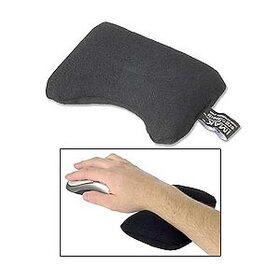 ergoBeads Wrist Cushion for Mouse - Gray 10166