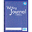 "Essential Learning Products  0603 Z-B Writing Journal 3/8"" ruling Grades 3-4 - Liquid Color Dark Blue"
