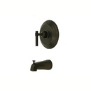 Elements of Design EB2635MLTO Single Handle Tub Faucet, Oil Rubbed Bronze