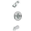 Elements of Design EB6631CML Single Handle Shower Faucet, Polished Chrome Finish