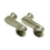 Elements of Design ED135-8 Modified Swing Arms, Satin Nickel