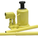 Yellow Jackit 10856 20 Ton Bottle Jack, Min. Height - 7 1/8