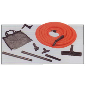 Built-In 94875A Premium Garage Kit, 50'Orange Hose With Tools