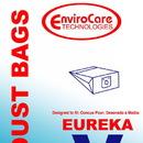 Eureka 154SW, Paper Bag, Eur Style V Can Express Env 3PK
