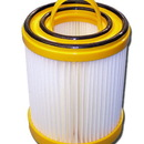 Eureka F922, Filter, Eur Style Dcf3 Dirt Cup Pleated Hepa