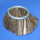 Electrolux 26-1630-04, Dust Brush, Insert Round Horse Hair 30/60