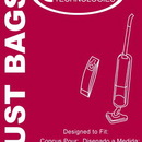 Royal 120SW, Paper Bag, Royal Type K Dirt Devil Stick Env 3PK