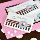 Personalized Mini Mint Favors - Cupcake Party