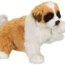 Furry Animal Kingdom D788 Dog-Saint Bernard (Synthetic)