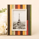 FashionCraft 12098 Distressed wood look vertical striped frame 4