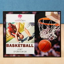 FashionCraft 12188 Magnificent basketball themed Frame 5 x 7