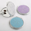 FashionCraft 12414 Bling compact mirrors, 18/Pack