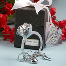 FashionCraft 4868 Forever Yours Collection Diamond Ring Design Key Ring Favors
