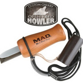 MAD Predator Calls- Cherry Open Reed Howler