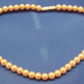 Feng Shui Import Natural Pearl Necklace - 1218